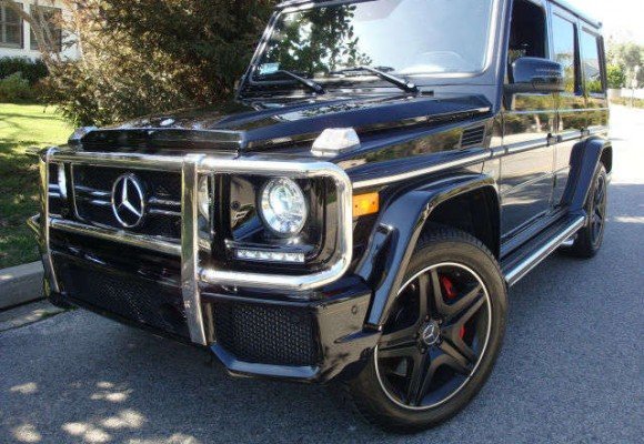 Used 2014 Mercedes-Benz G63 AMG VERY CLEAN AND IN