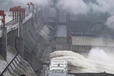 Super Dam To Be Built By China On River Brahmaputra