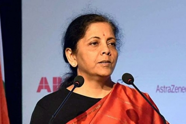 Nirmala Sitharaman in the World's 100 Most Powerful Women: Forbes